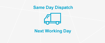 Next Working Day - Same Day Shipping